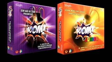 Consigue el juego de mesa de '¡Boom!'