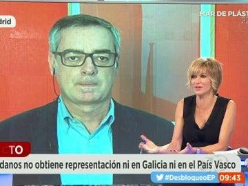 """José Manuel Villegas: """"Creemos que no hay alternativa a un gobierno en minoría del PP"""""""