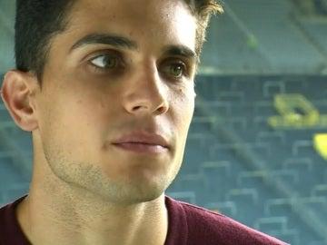 "Marc Bartra: ""El Real Madrid da miedo"""