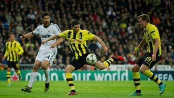 El Real Madrid nunca ha conseguido la victoria en el Westfalenstadion ante el Borussia Dortmund