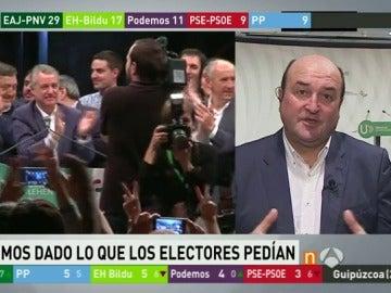 """Ortuzar: """"El PSOE tiene que dejar de jugar al escondite y tomar una decisión"""""""
