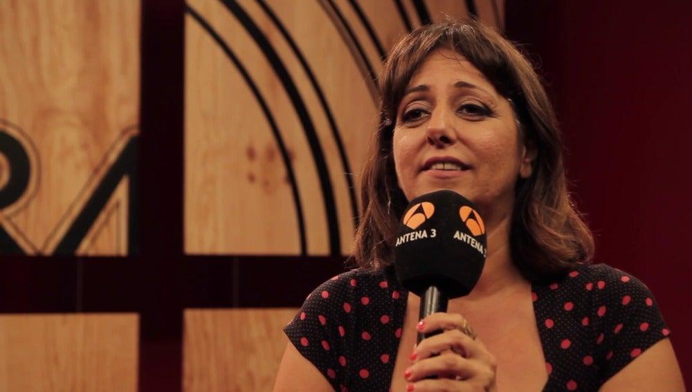 Yolanda Ramos en 'Tu cara me suena'