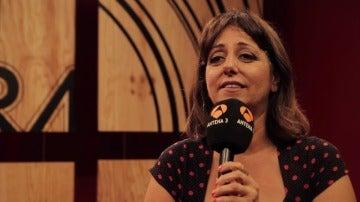 """Yolanda Ramos nos da una pista sobre su primera imitación: """"Incluso me la puedo inventar"""""""