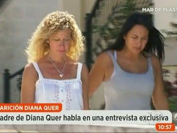"""Diana López: """"Estoy segura de que Diana va a aparecer. Tengo mi propia teoría"""""""