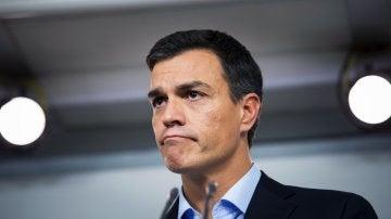 """Sánchez reta a sus rivales internos a medirse en primarias: """"El que tenga un proyecto mejor que dé un paso al frente"""""""
