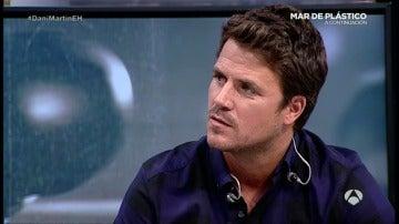 """Dani Martín: """"Me considero un lunático, soy demasiado sufridor"""""""