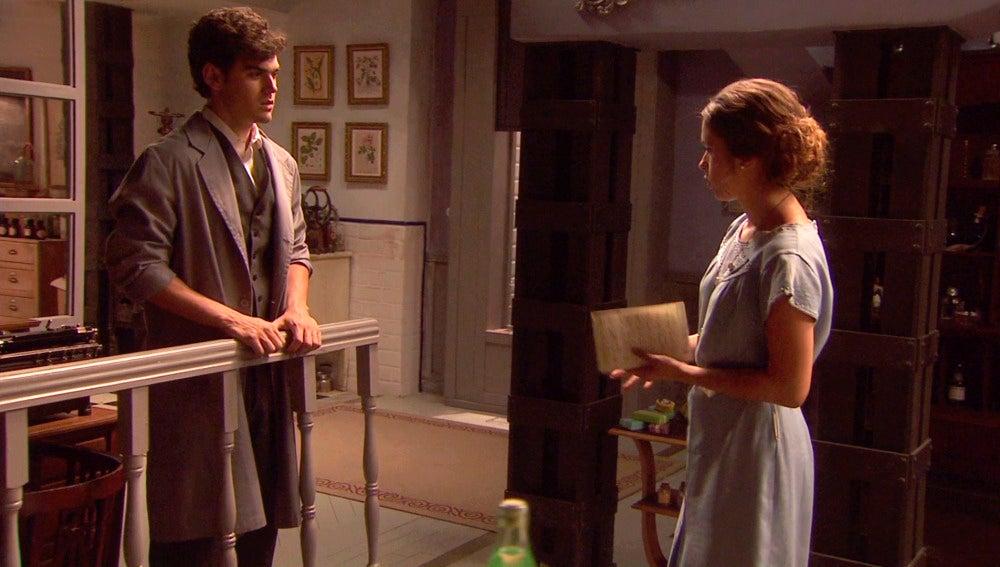 """""""Ha llegado el momento de aclarar las cosas, Beatriz"""""""