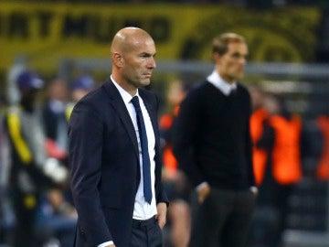 """Zidane: """"Estoy jodido porque hicimos un gran partido"""""""