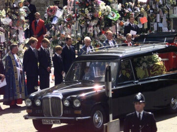 Funeral de Diana de Gales