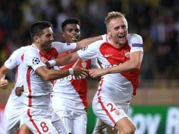 El Mónaco empata ante el Bayer Leverkusen con un gol de Glik en el descuento