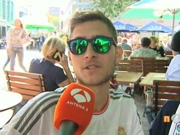 """La afición del Real Madrid no tiene dudas: """"Cristiano se va a querer reivindicar ante Zidane"""""""
