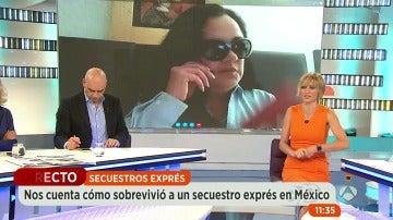 """Gabriela sufrió un secuestro express en México: """"Denunciar no sirve de nada"""""""