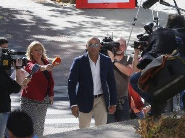 Miguel Ángel Flores, condenado a 4 años de cárcel en el caso 'Madrid Arena'