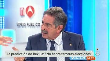 """Miguel Ángel Revilla: """"El PSOE no es un partido, es un gallinero"""""""