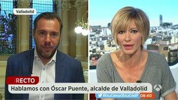 """Puente: """"No es lógico un permanente cuestionamiento a Pedro Sánchez sin que nadie dé un paso al frente"""""""