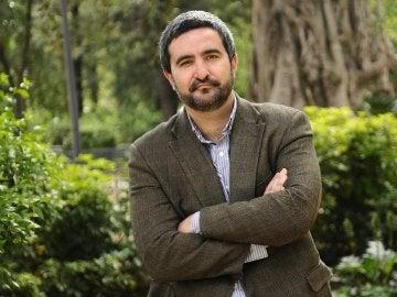 El escritor y periodista sevillano Daniel Ruiz García
