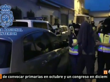 Cinco presuntos yihadistas, detenidos en España, Alemania y Bélgica