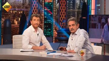 """Revilla: """"Anoche hablé con Sánchez y le dije 'sé fuerte, Pedro'"""""""