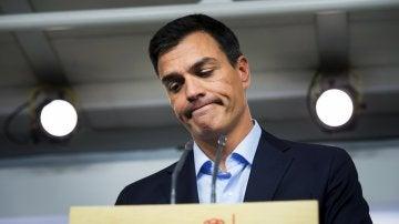 Luena afirma que Sánchez no se siente destituido y opta porque un congreso extraordinario elija a la nueva Ejecutiva