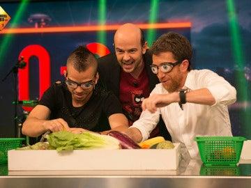 ¿Es Dabiz Muñoz tan buen cocinero como presume? 'El Hormiguero' le pone a prueba