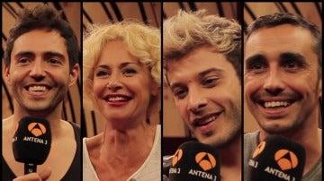 ¿Cómo reaccionaron los concursantes cuando les propusieron participar en 'Tu cara me suena'?