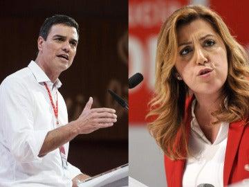 La semana 'horribilis' que ha marcado la división del PSOE