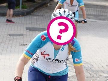 ¿Qué princesa monta en bici?