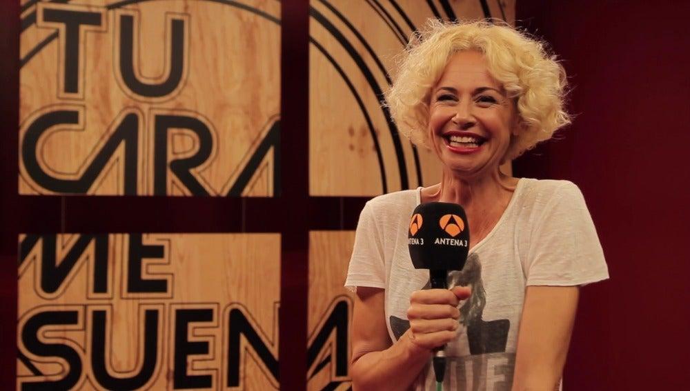 Esther Arroyo en 'Tu cara me suena'