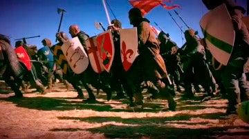 Batalla en 'La Catedral del Mar'