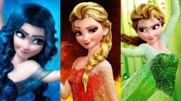 Los posibles poderes de Elsa