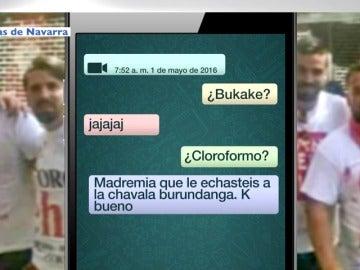 Frame 12.96 de: Los presuntos violadores de Pamplona investigados por otra agresión en Córdoba