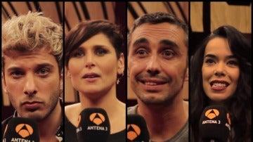 """Los concursantes de 'Tu cara me suena' dan motivos para ver el estreno: """"No hay mejor programa que este"""""""