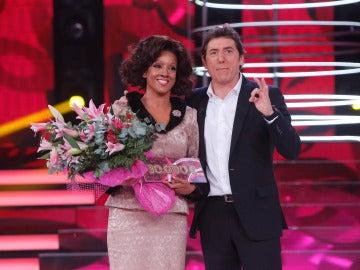 Ruth Lorenzo gana la cuarta edición de 'Tu cara me suena'