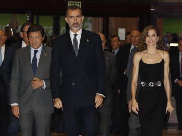 Llegan a Oviedo los primeros galardonados de los Premios Princesa de Asturias