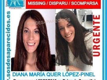 La investigación sobre Diana Quer es cada vez más compleja cuando se cumplen dos meses de su desaparición
