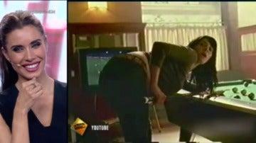 ¿Recuerdas el provocativo anuncio de televisión que hizo Pilar Rubio hace 15 años jugando al billar?