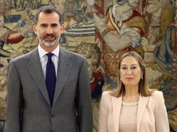 Felipe VI comienza este lunes su quinta ronda de consultas para designar un candidato a la investidura