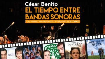 ¿Te gusta la música de Allí Abajo? Disfruta de ella, junto a los actores de la serie, en este espectacular concierto en Sevilla