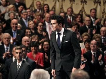 Javier Gómez Noya recibe el Premio Princesa de Asturias