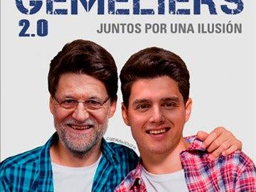 Rajoy y Rivera, protagonistas de un 'meme'.