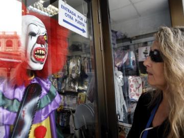 La Policía recomienda no disfrazarse de 'payasos diabólicos' en Halloween