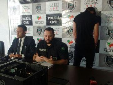 Detenido en Brasil un amigo del asesino confeso de Pioz por su implicación en los asesinatos