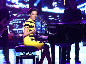 Beatriz Luengo nos seduce con 'If I ain't got you' de Alicia Keys