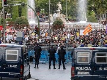 Errejón alerta del riesgo de que la manifestación 'Rodea el Congreso' sirva de distracción para tapar la investidura
