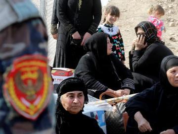 Daesh secuestra a 8.000 familias para utilizarlas como escudos humanos
