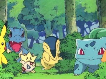 Pokémon de primera y segunda generación