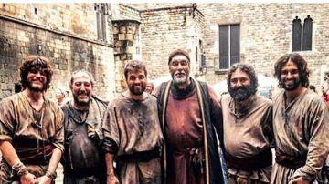 Los Bastaixos, la pieza clave de 'La Catedral del Mar'