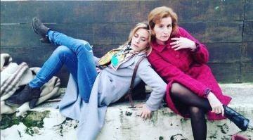 María y León y Mari Paz Sayago, 'muy naturales' en Donosti
