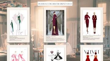 Descubre los seis diseños finalistas del concurso de 'Velvet'