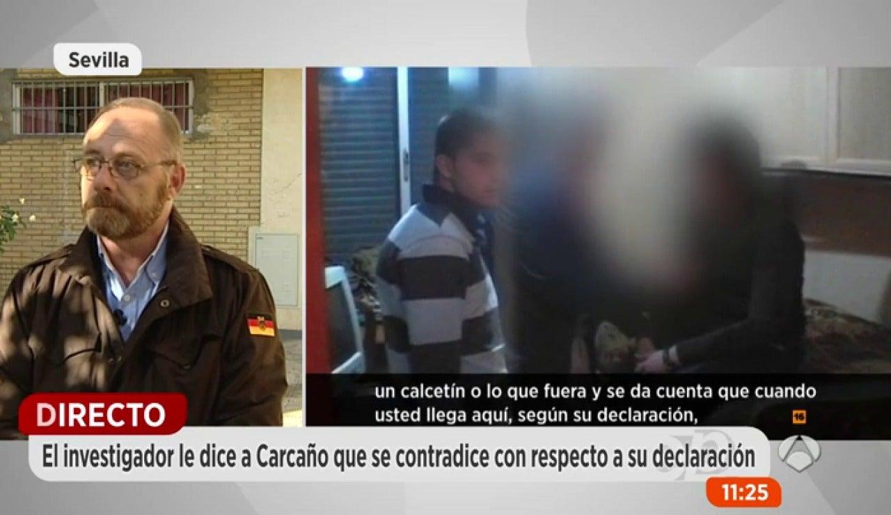 """Miguel Carcaño relata la presunta violación del 'Cuco' a Marta del Castillo: """"Se puso sobre la cama y se sacó sus partes"""""""